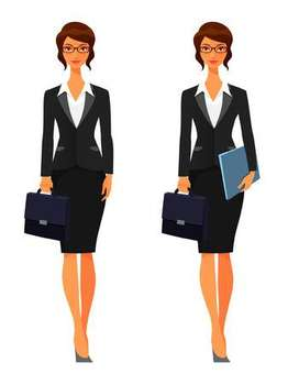 Female Candidate For Admin Job