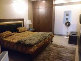 Hight 3 furnished apartment for rent in bahria Town phas4