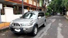 Nissan x trail stt cvt matic 2007