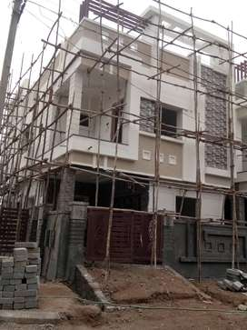 yapral near indus international school new 4 bhk duplex house for sell