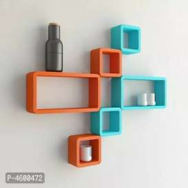 Wall shape for Home and office d decoration