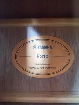 Brand new Yamaha f310 acoustic guitar