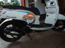 Honda Scoopy FI ESP 2015