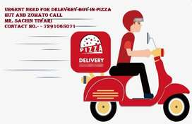 part time full time both apply for delivery boys