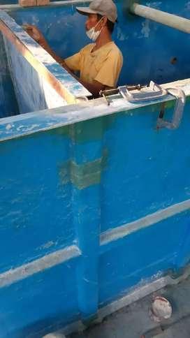 Bak Ikan Custom/Bak Filter  Fiberglass