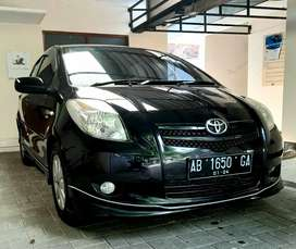 Yaris S Limited Automatic Matic AB Tgn-1 2008