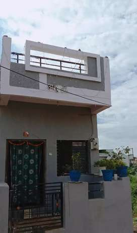 House for sell in Ratlam immidiatly. House is in very good condition.