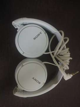 SONY MDR-ZX110A On- Ear Stereo Headphones