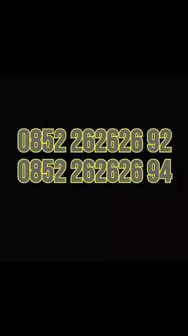 Nomor Telkomsel ababab cantik