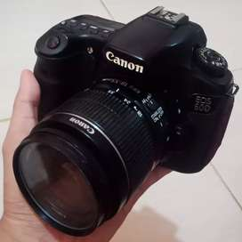 Kamera Canon 60D Kit