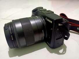 Canon M3 mirrorless advance technology