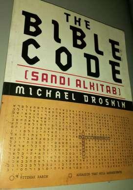 Buku The BIBLE Code