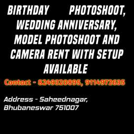 All type of photoshoot available