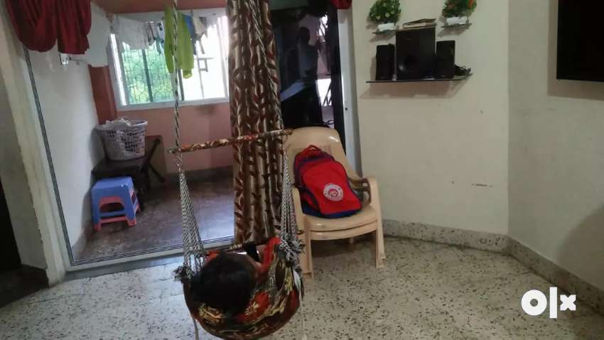 2bhk semi furnished flate for sell in good locality and prime location 0