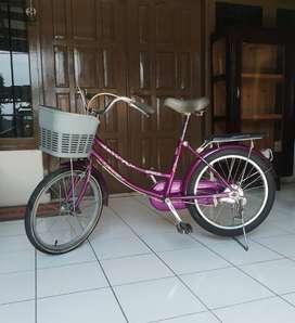 Sepeda Mini Jieyang Ukuran 20 Untuk Anak Berstandart SNI