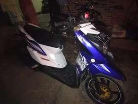 Motor Yamaha X-Ride