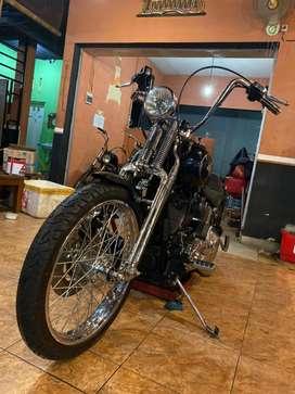 Harley Softail Springer