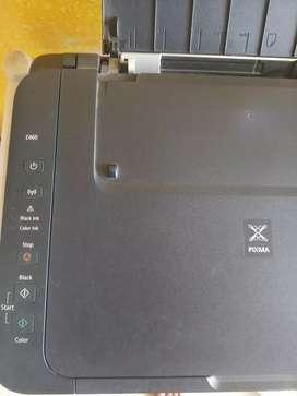 Canon prixma E 460 color printer