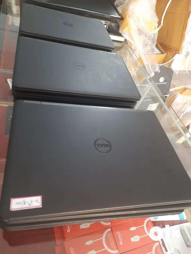 BUMPER OFFER!!! DELL E7450 CORE i5 5th GEN/8GB RAM/500GB HDD/14in FHD
