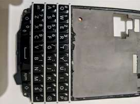 Keyboard BB Q10 Ori Copotan Hitam