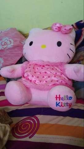 Boneka hello kitty pink jumbo ID94