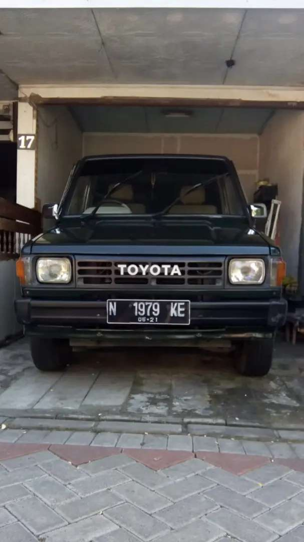 Kijang Super 1991