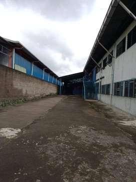 Di jual Gudang di kawasan industri Jatake CikupaTangerang,Banten