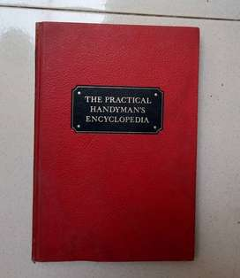 Buku Jadul The Practical Handymans Encyclopedia Volume 7