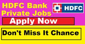 Latest HDFC Bank Vacancies 2021