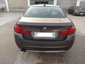 BMW 5 Series 520i Sedan, 2012, Petrol