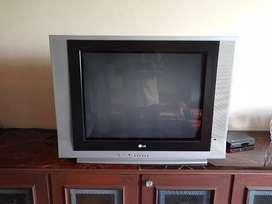 LG box tv 32 inches