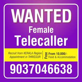 WANTED TELECALLERS