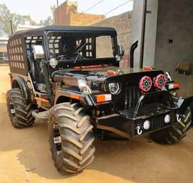 Modified jeep by bombay jeeps ambala, Willy's ,WILLY USA Modified jeep