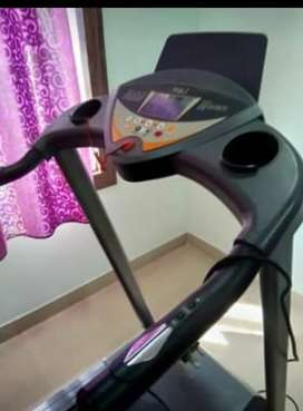 Treadmill Cruze semiautomatic