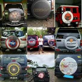 COVER Ban Serep Mobil Feroza Dll rush terios taft cvr#Rosi 45 mantul
