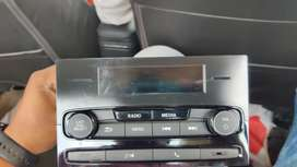Brand new 2 din audio system with no speakers