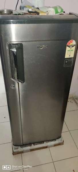 New fridge.. Whirlpool