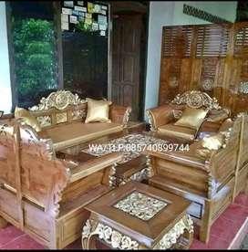 Sofa tamu Mewah menawan