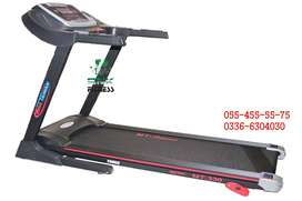 Fitness Club Miha Taiwan MT 330-A - Treadmill (AUTO INCLINE)