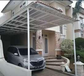 Kanopi atap spandek #$7842