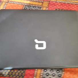 Compaq laptop in good condition around 7 years old