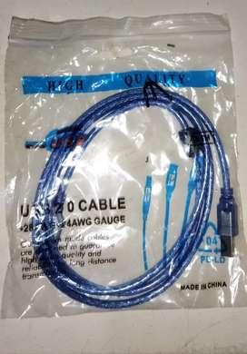 Kabel Printer USB high speed 1.5 M