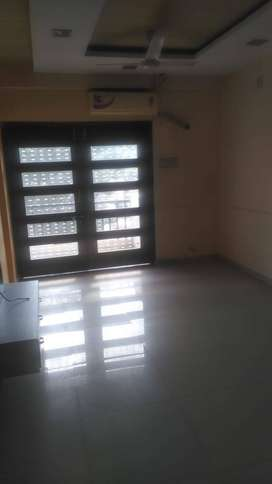 2BHk flat rent semi furnished mota bazar chokdi