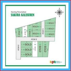 Potong harga 25%: Tanah Strategis Bogor Legalitas SHM 114 m2