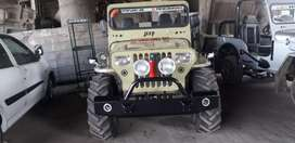 A-ONE looking jeep