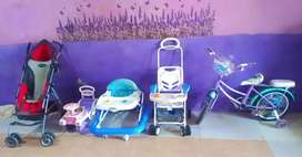Stoller,sepedah,baby chair,baby walker