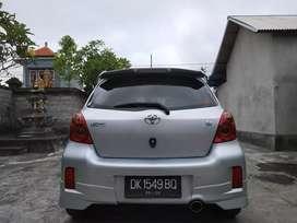 Toyota Yaris Tipe E (NEGO)