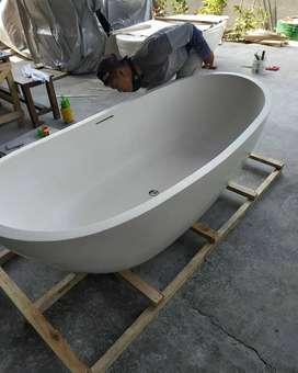 Bathtub Klewer Mewah Elegant Terrazzo