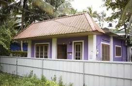 An house for sale in Alappuzha near punnamada lake.Near punnamada lake