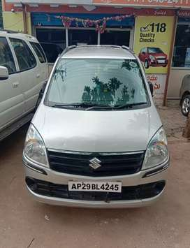 Wagon R Petrol and CNG